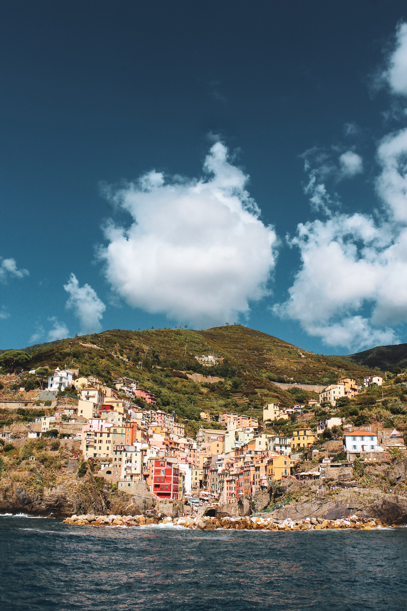 Cinque Terre Villages