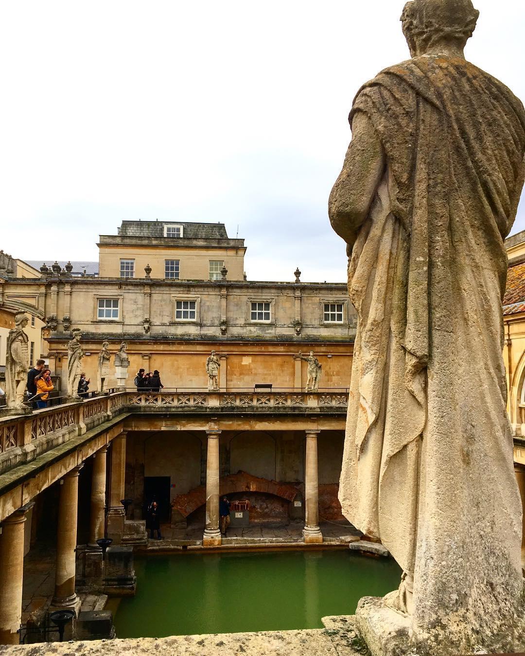 The Roman Baths | The Roman History