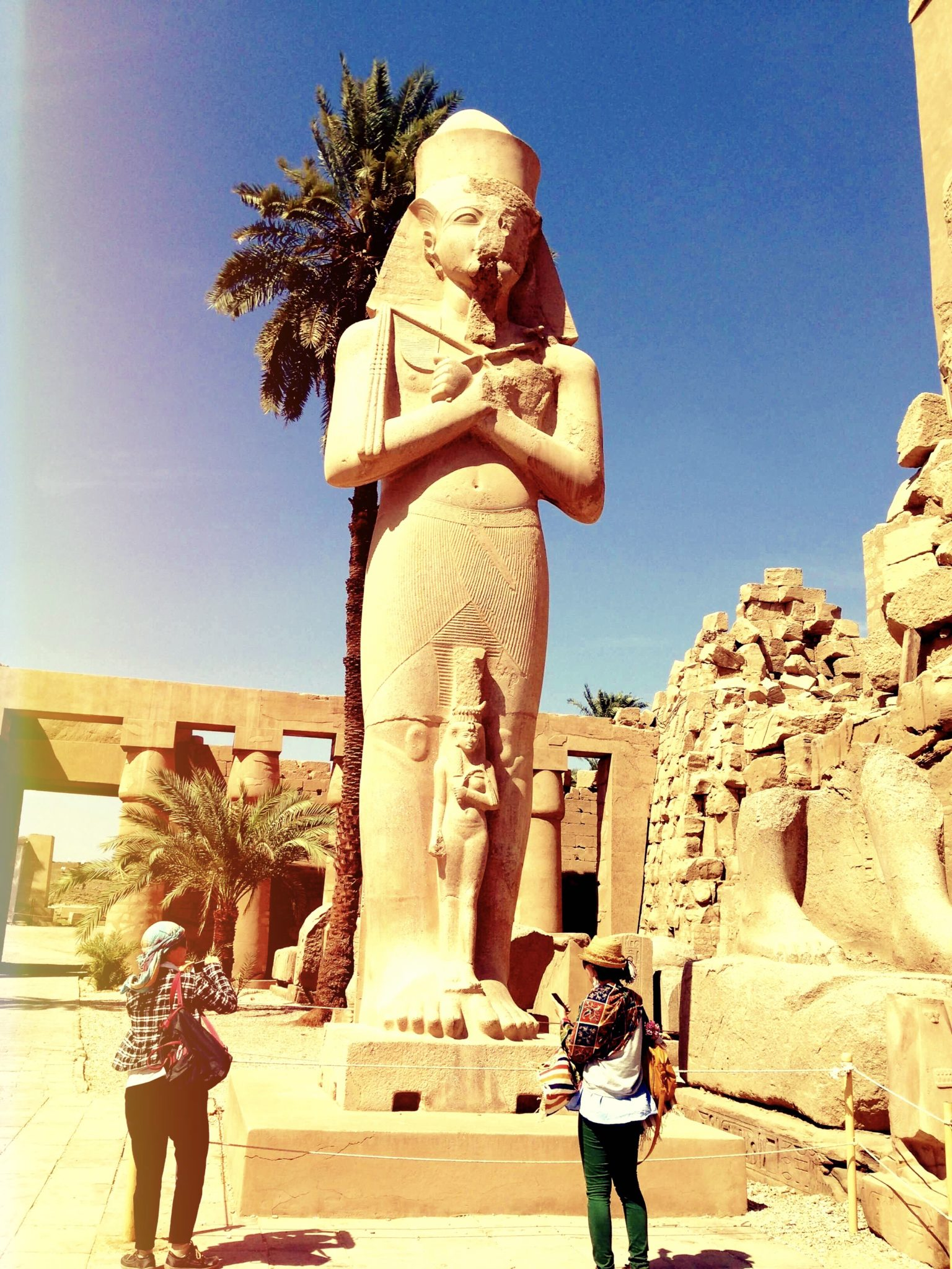 Karnak and Luxor Temples [Travel Guide]