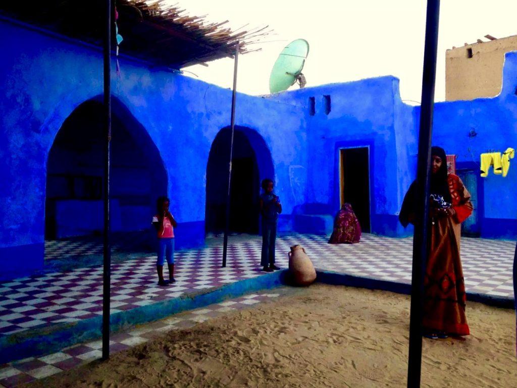 Traditional Egyptian Home