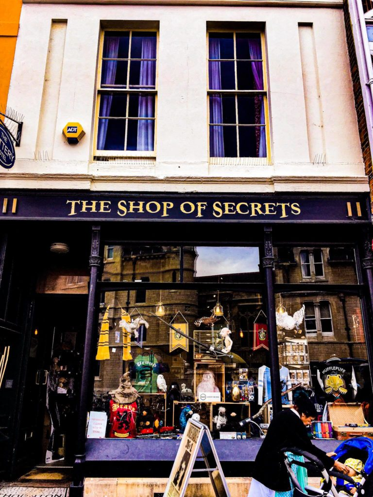 The Shop of Secrets