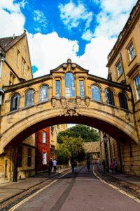 Oxford Travel Bucket List