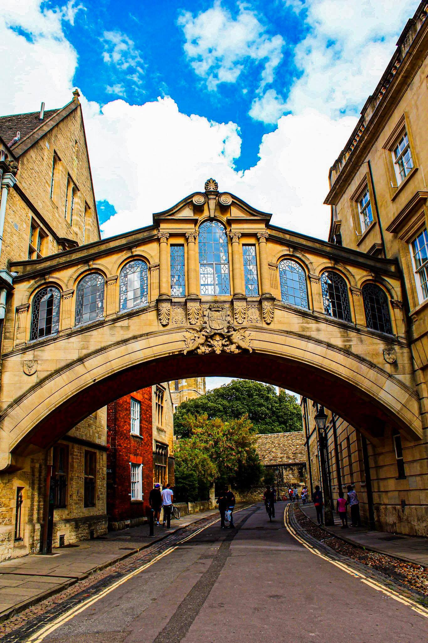 Oxford Travel Bucket List