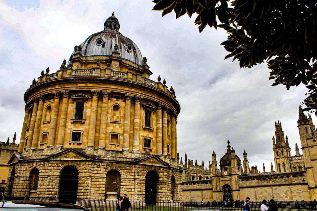 A Visit To Oxford