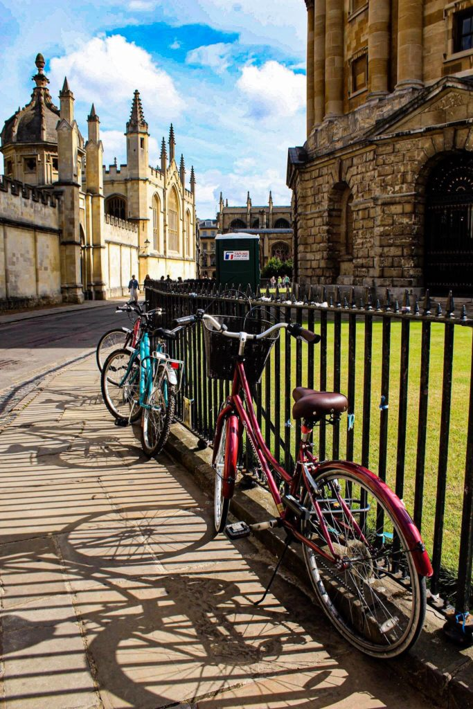 A Visit To Oxford!