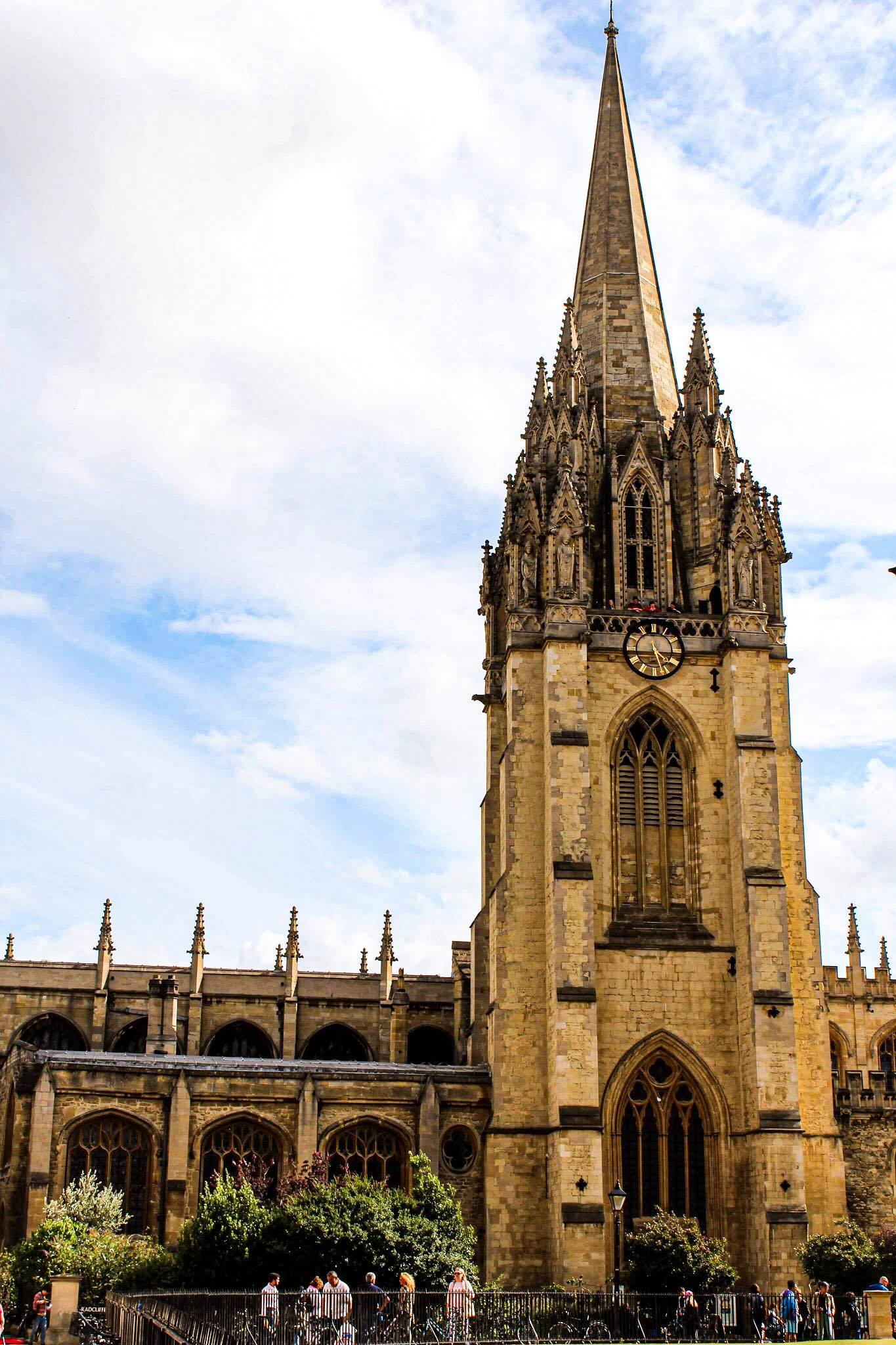 Trip to Oxford