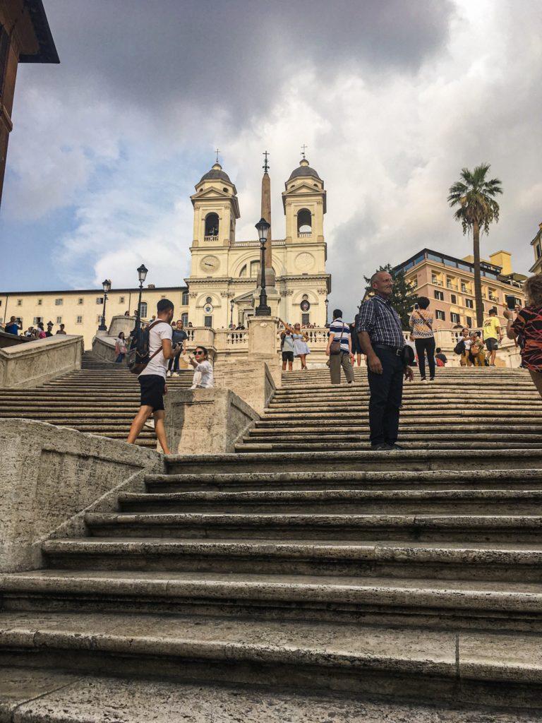 Rome Travel Itinerary