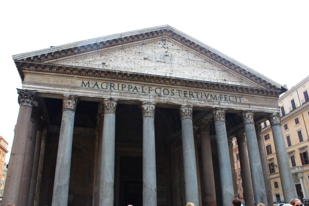 Rome Travel Itinerary