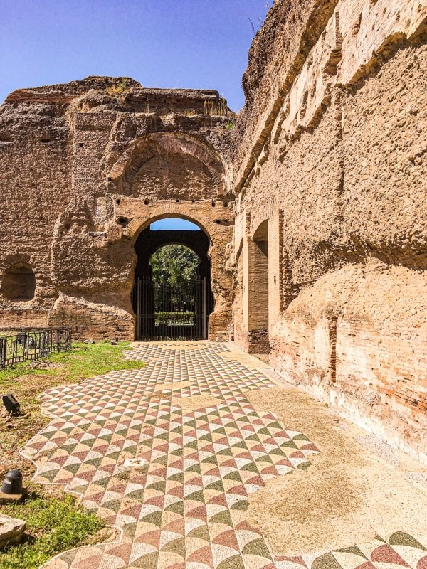 Baths of Caracalla [Guide]