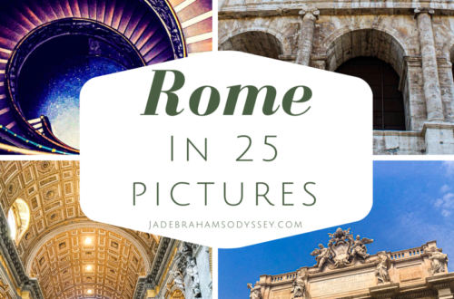 Rome in 25 pictures