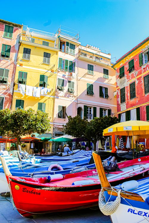 Cinque Terre | Italy's Famous Five