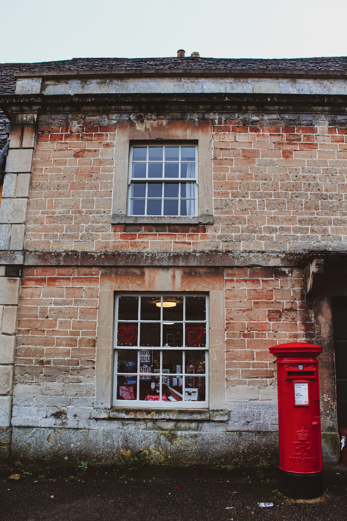 Lacock Wiltshire: An English Village