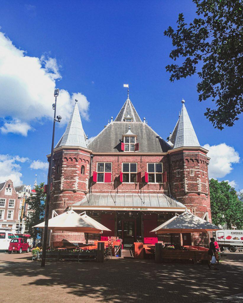 3-day Amsterdam Itinerary