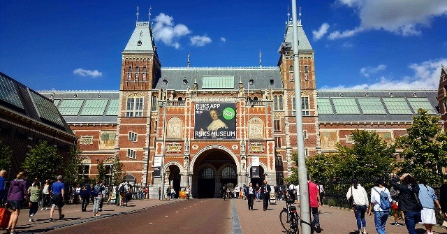 art lovers' guide to Amsterdam