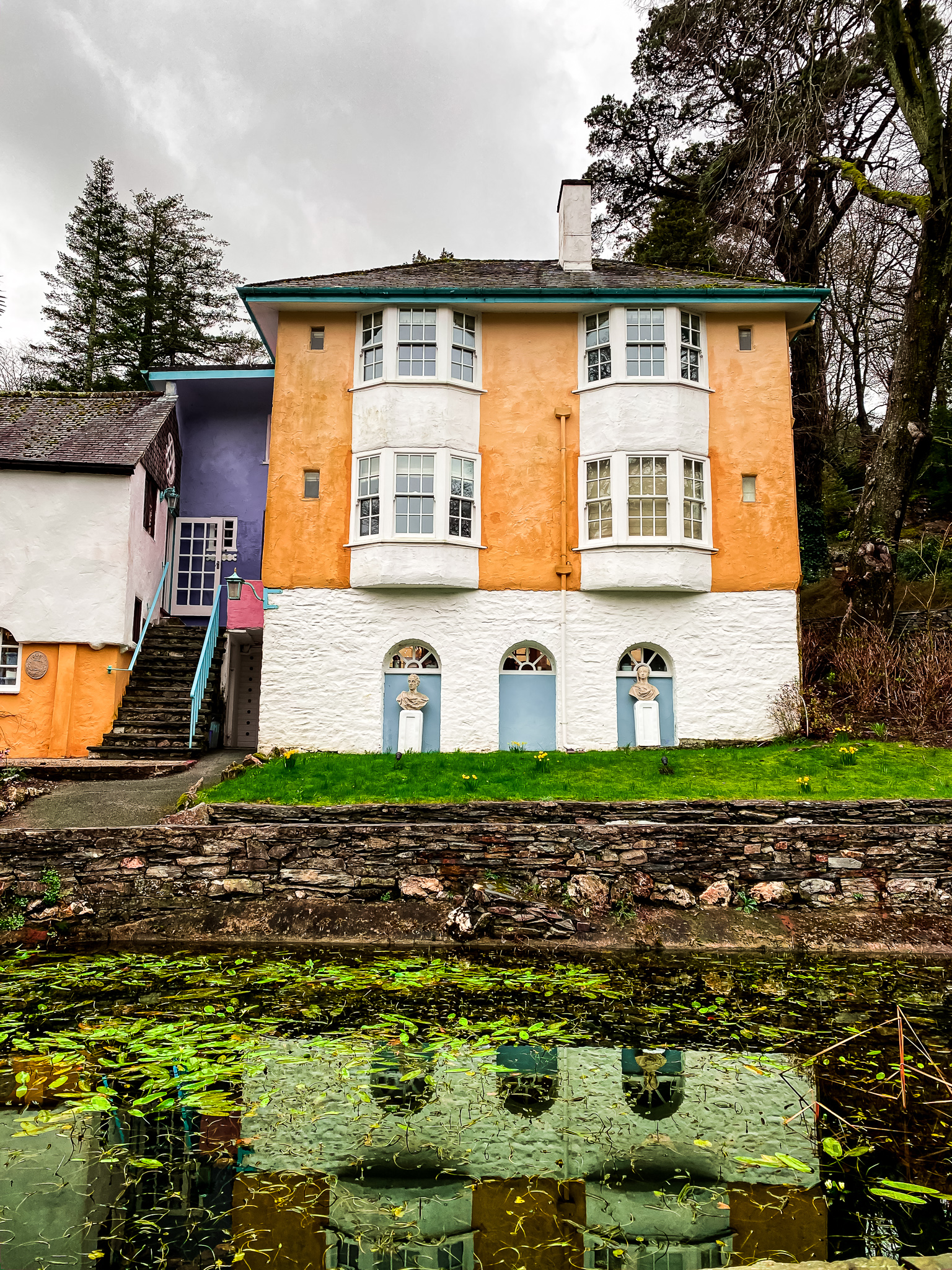 Portmeirion Day Trip Guide
