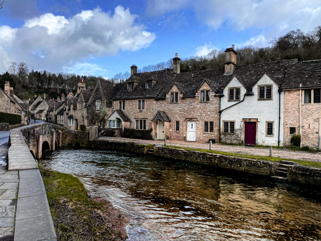 Prettiest villages in the Cotswolds - Castle Combe