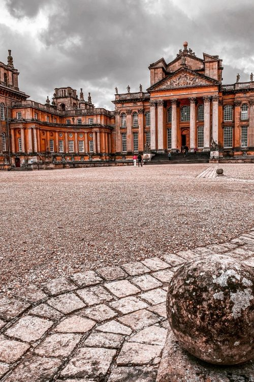 A Glimpse Into Blenheim Palace's History