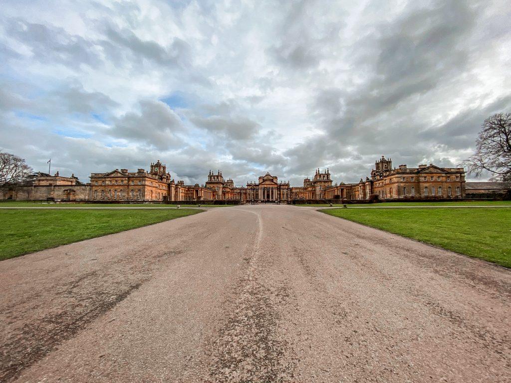Blenheim Palace History
