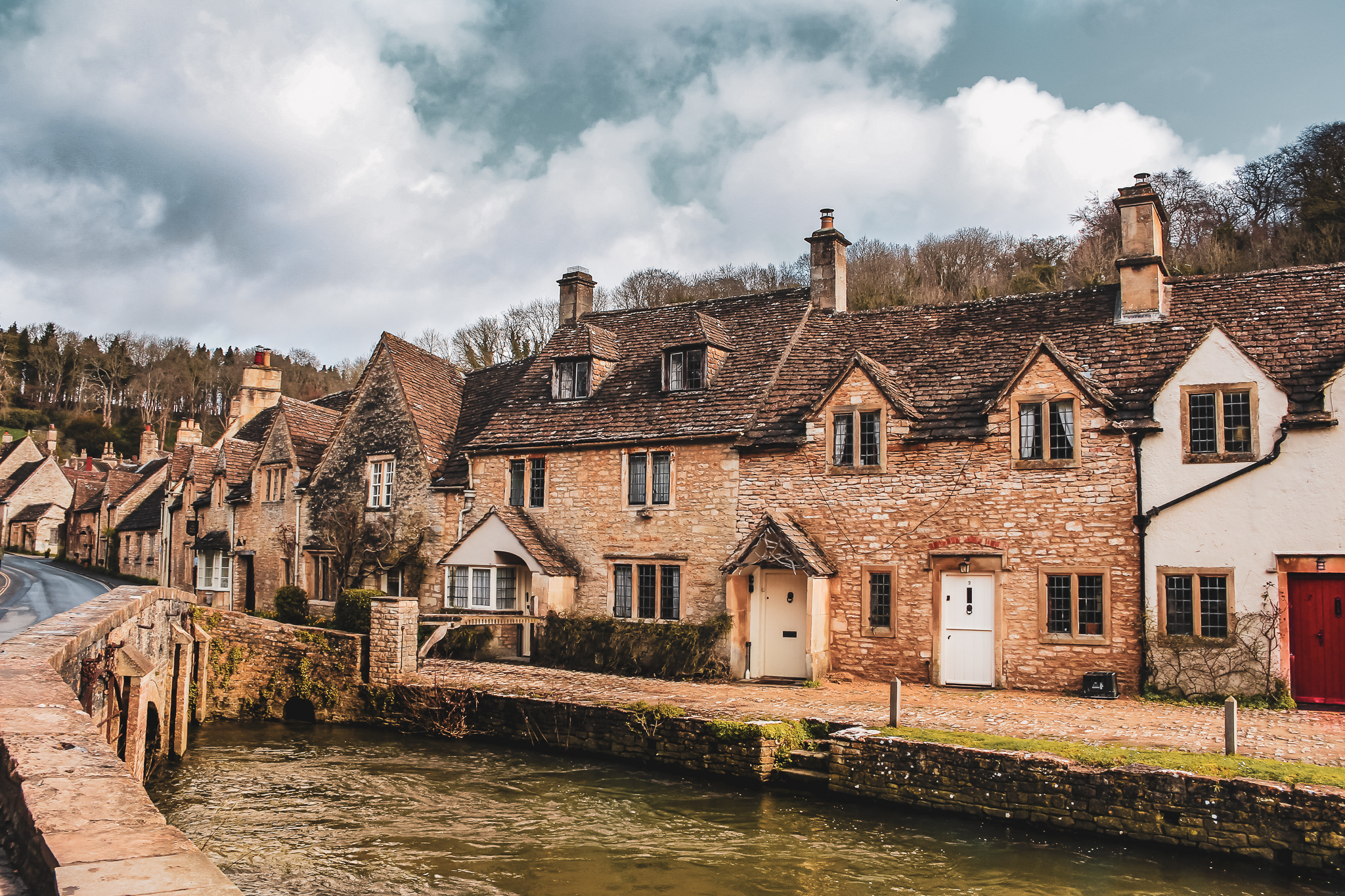 Pretty Villages in Cotswolds