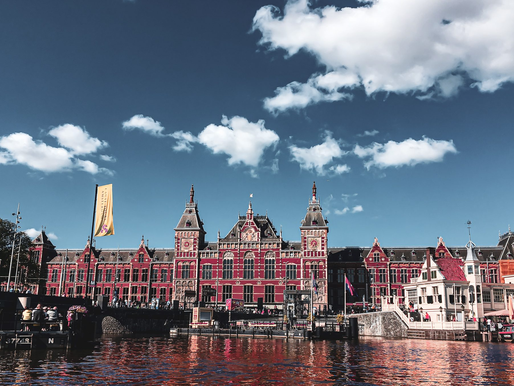 Fun things to do in Amsterdam