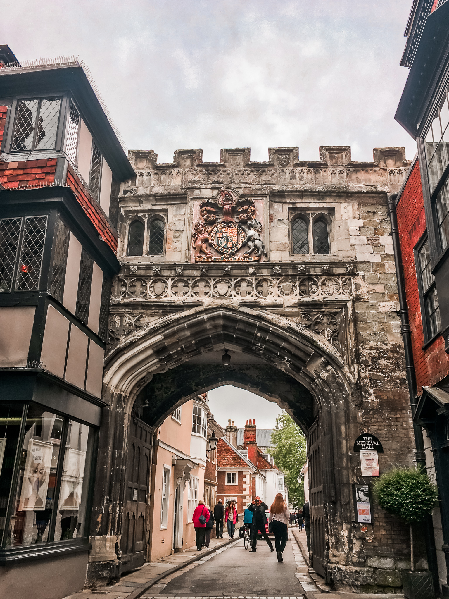 Places to visit in Salisbury