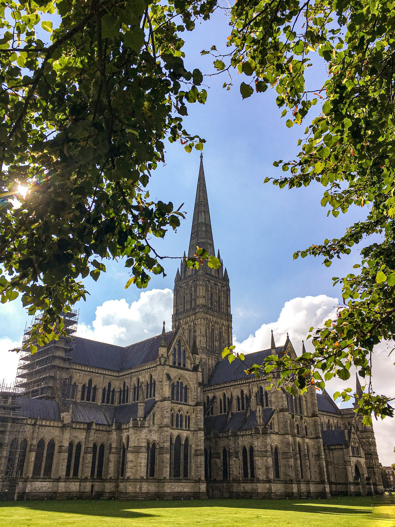 Salisbury Cathedral: A Photo Guide