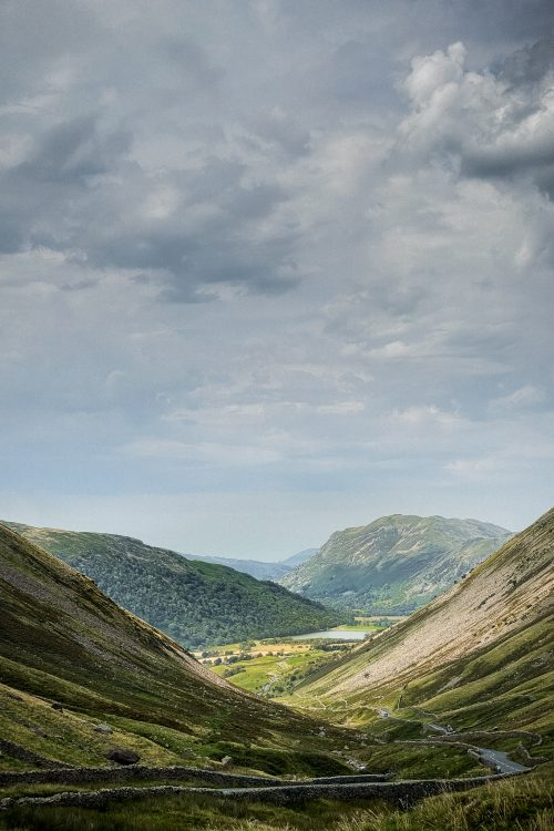 Ullswater in the Lake District Photo Diary