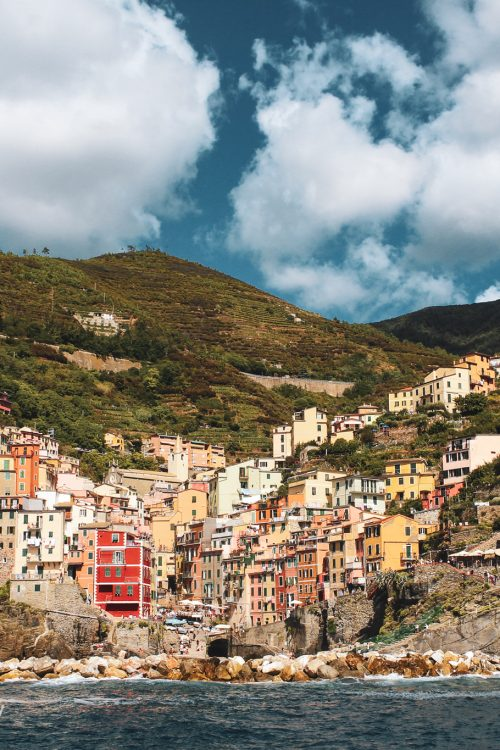 An Ode to the Sea: Cinque Terre, Italy