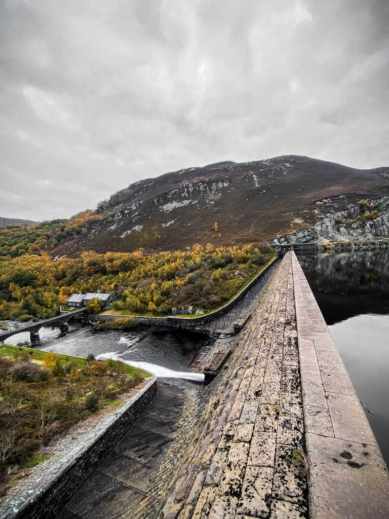 Caban Coch Dam Elan Valley