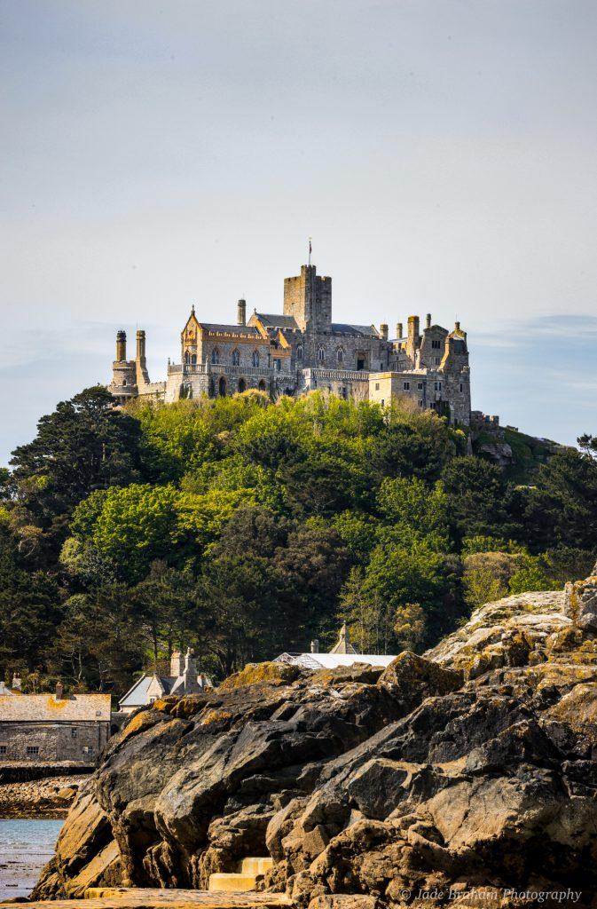 St Michael's Mount Castle
